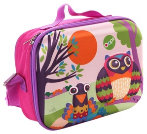 Oops Owl 3D Soft Lunchbox