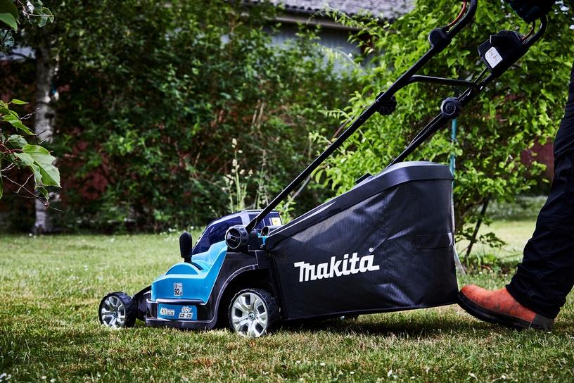 Аккумуляторная газонокосилка Makita DLM432PT2