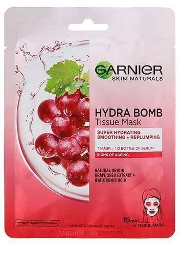Garnier Skin Naturals Hydra Bomb Tissue Mask 32g