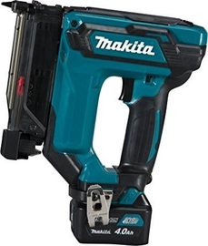 Makita Cordless Pin Tacker PT354DSMJ With Battery