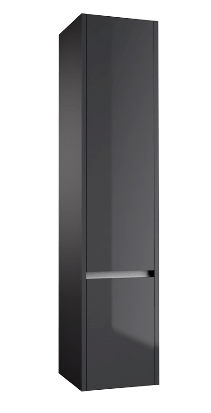 VERONA TALL UNIT, 35 CM, ANTRACITE
