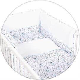 Ceba Baby Bedding Set 3pcs Panda Turquoise