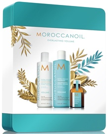Moroccanoil Volume Shampoo 250ml + 250ml Conditioner + 25ml Oil Light