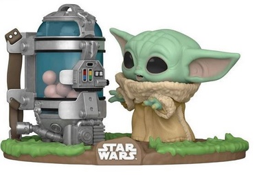 Funko Pop! Star Wars The Mandalorian The Child With Egg Canister 407