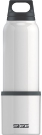 Sigg Thermo Flask Hot & Cold With Cup White 750ml