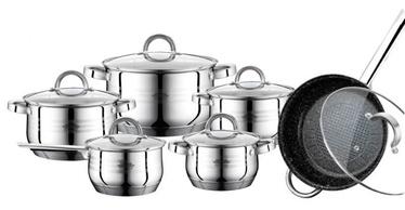 Peterhof Cookware Set 12pcs