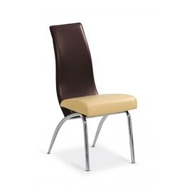 Söögitoa tool Halmar K2 Beige/Brown