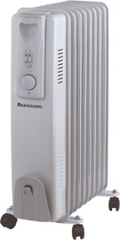 Tepalinis radiatorius Ravanson OH-09, 1200 W