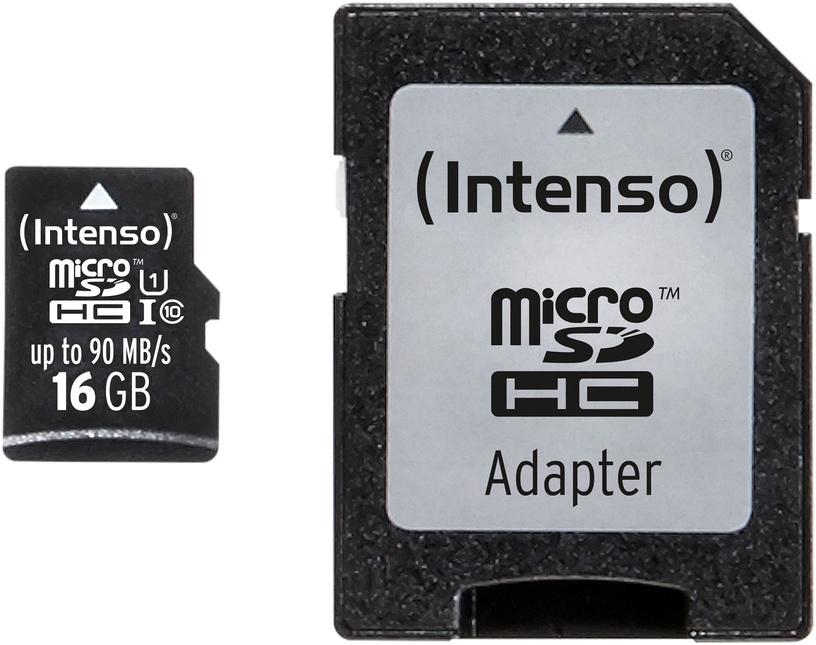 Intenso Professional 16GB microSDHC UHS-I Class 10 3433470
