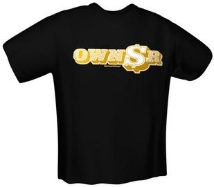 GamersWear Owner T-Shirt Black S