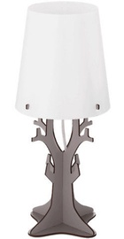 Eglo Huntsham 49366 Table Lamp 40W E14 Gray/White