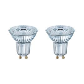Lampa led Osram PAR16, 4.3W, GU10, 2700K, 360lm, 2gb