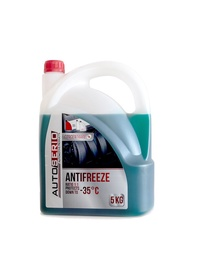Autoserio Concentrate G12 -35°C 5l Green