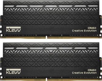 KLEVV Cras II 16GB DDR4 3000MHz CL15 Kit Of 2 KM4Z8GX2A