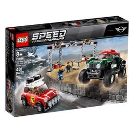 Konstruktor Lego Speed Champion 75894