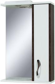 Sanservis Sirius-60 Cabinet with Mirror Vintage 60x83.7x17cm