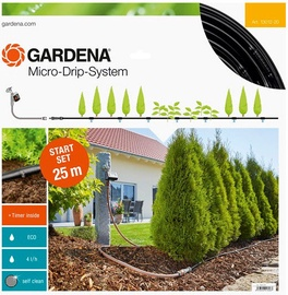 Gardena Micro-Drip-System Set Planted Rows M Automatic
