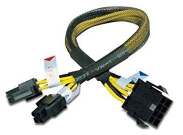 Akasa Cable ATX 8pin / ATX 8pin Black