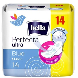 Bella Perfecta Ultra Blue Sanitary Pads 14pcs