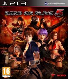 Игра для PlayStation 3 (PS3) Dead Or Alive 5 PS3