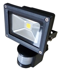 Prožektors Vagner SDH LED 10W 4000K IP65, ar sensoru