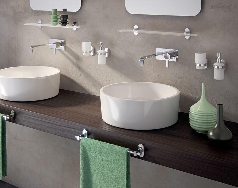 Gedy Febo Towel Holder 5321-60 Chrome