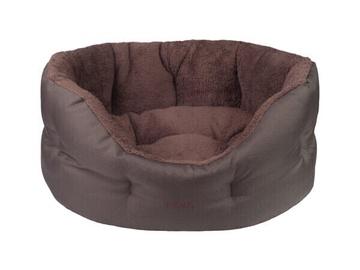 Кровать для животных Amiplay Aspen, коричневый, 480x570 мм