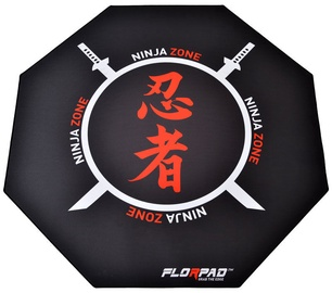 FlorPad Octagonal Floor Mat For Gamers Ninja Zone