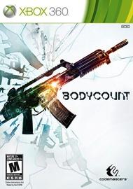 Bodycount Xbox 360