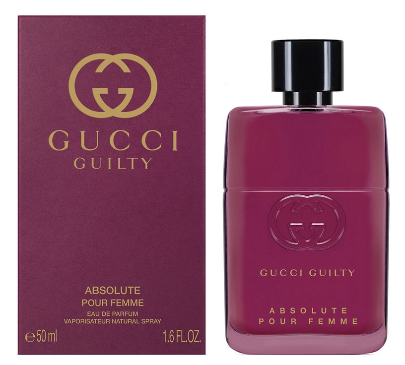 Kvepalai Gucci Guilty Absolute Pour Femme 50ml EDP