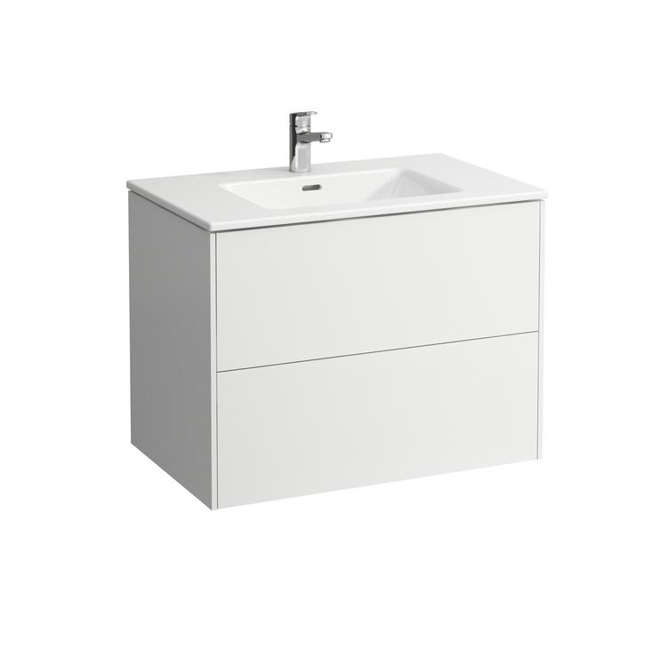 Шкаф для ванной Laufen Laufen PRO, белый, 50x80x61 см