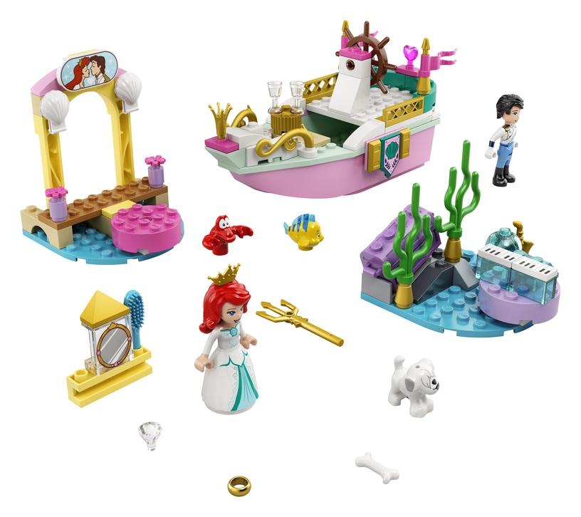 Constructor LEGO Disney Princess Ariels Celebration Boat 43191