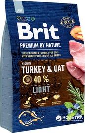 Sausas ėdalas suaugusiems šunims Brit Care, su kakalutiena, 3 kg