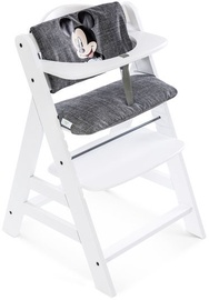 Hauck Chair Pad Deluxe Mickey Grey
