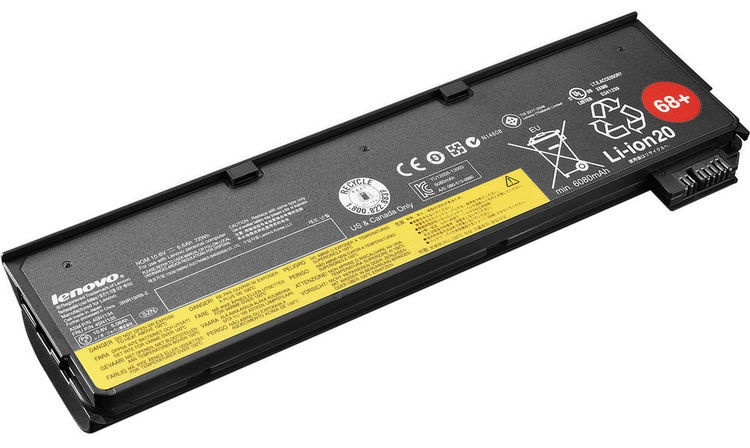 Lenovo Thinkpad Battery 68+ (Premium 6 cell)