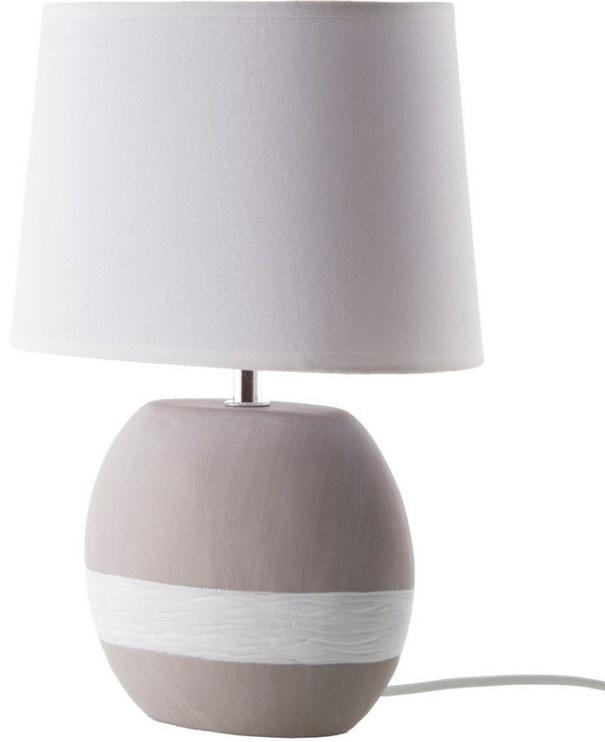 Nino Creto Table Lamp White/Gray 40W E14 52231124