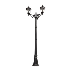 Lauko šviestuvas Domoletti Chora 053-PL-3, 3 x 60W, E27, IP43