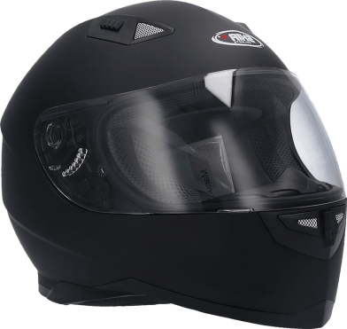 Шлем Shiro SV Monocolor, M