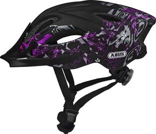Abus Arica Helmet Black/Purple M