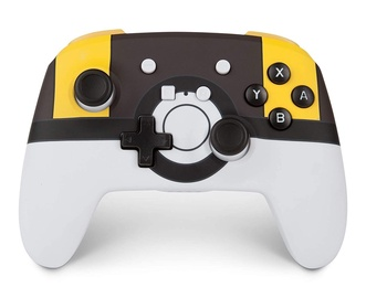 Игровой контроллер PowerA Enhanced Pokemon UltraBall Wireless Controller