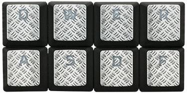 Kingston HyperX Gaming Keycaps Upgrade Kit Titanium