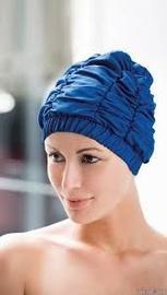 Fashy Swim Cap 50 Blue