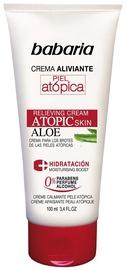 Babaria Atopic Skin Relieving Cream With Aloe Vera 100ml