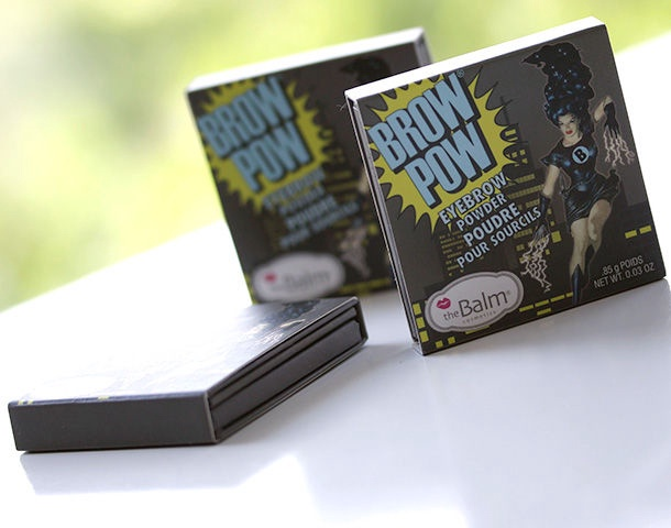 TheBalm Brow Pow Eyebrow Powder 0.85g Dark Brown