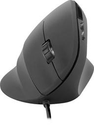 Kompiuterio pelė Speedlink Piavo Vertical Black, laidinė, optinė