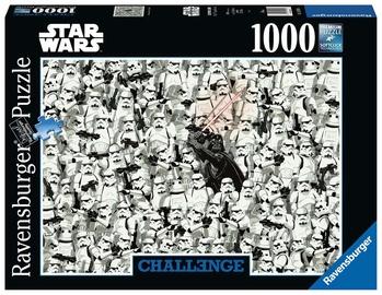 Pusle Ravensburger Challenge Star Wars 14989, 1000 tk