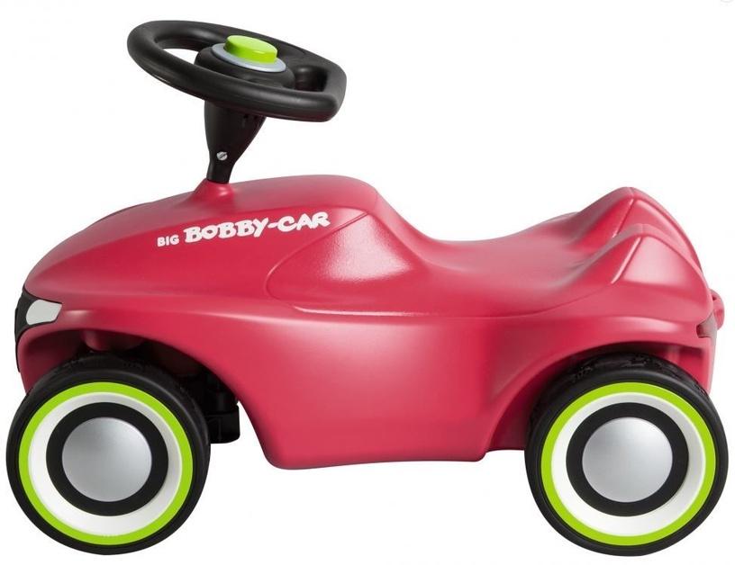 Big Bobby Car Neo Pink