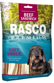 Rasco Dog Premium Snacks Beef Sandwich 230g
