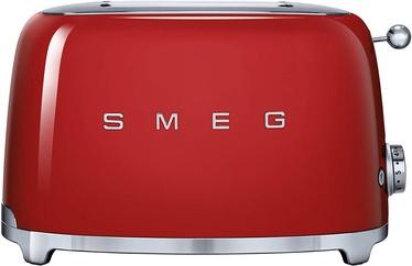 Smeg Toaster TSF01RDEU Red