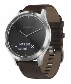 Garmin Vivomove HR Garmin Premium Black Silver L 010-01850-24